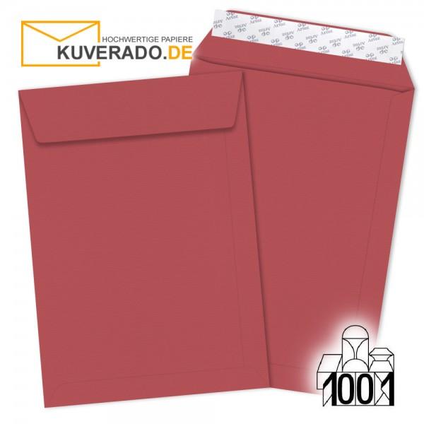 Artoz Versandtaschen baccara-rot DIN C4