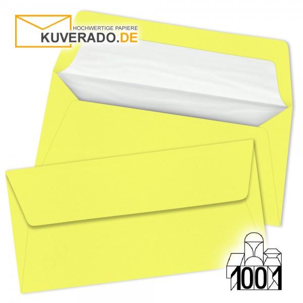 Artoz 1001 Briefumschläge gelb DIN lang
