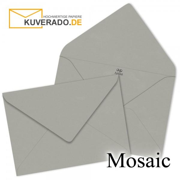Artoz Mosaic zementgraue Briefumschläge DIN C7