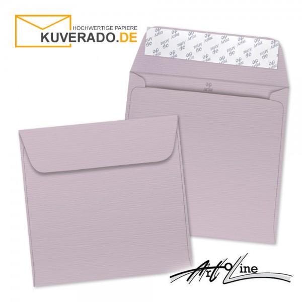 Artoz Artoline Briefumschlag in sakura-lila quadratisch