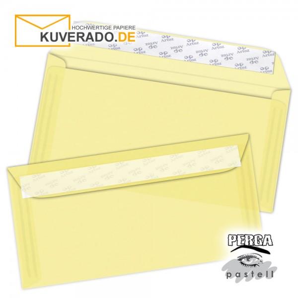 Artoz transparente Briefumschläge honigbeige 114x224 mm