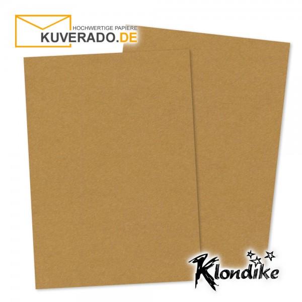 Artoz Klondike Briefpapier in rotgold-metallic DIN A4